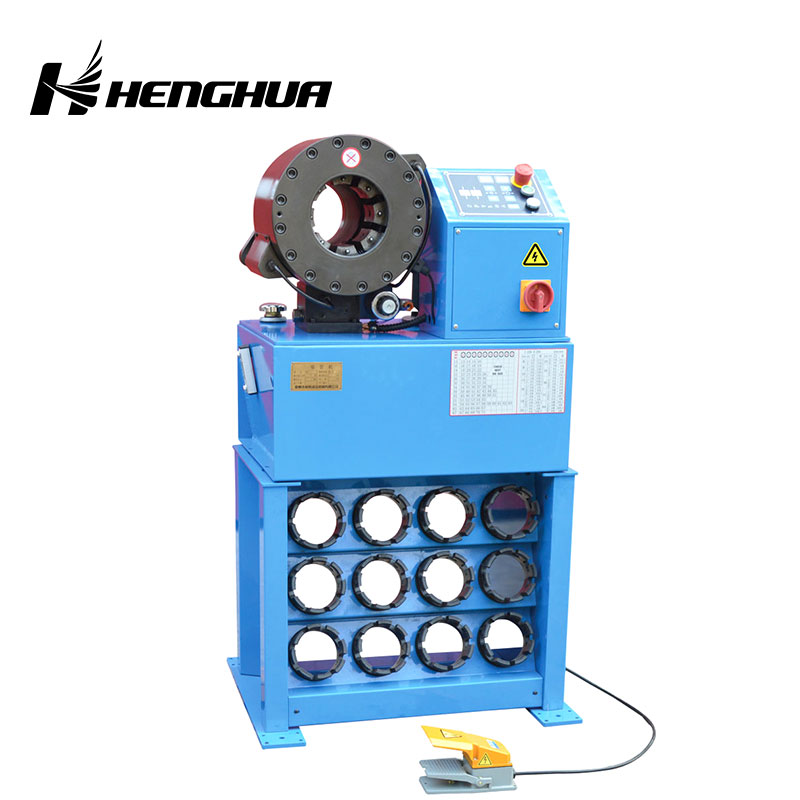 HF20C hydraulic crimping machine best sale machine compression presses for sale