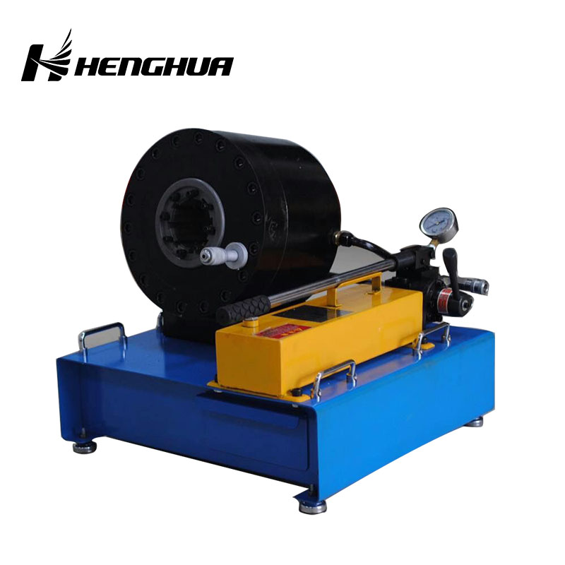HM51 Manual Easy Operation Hose Crimping Machine