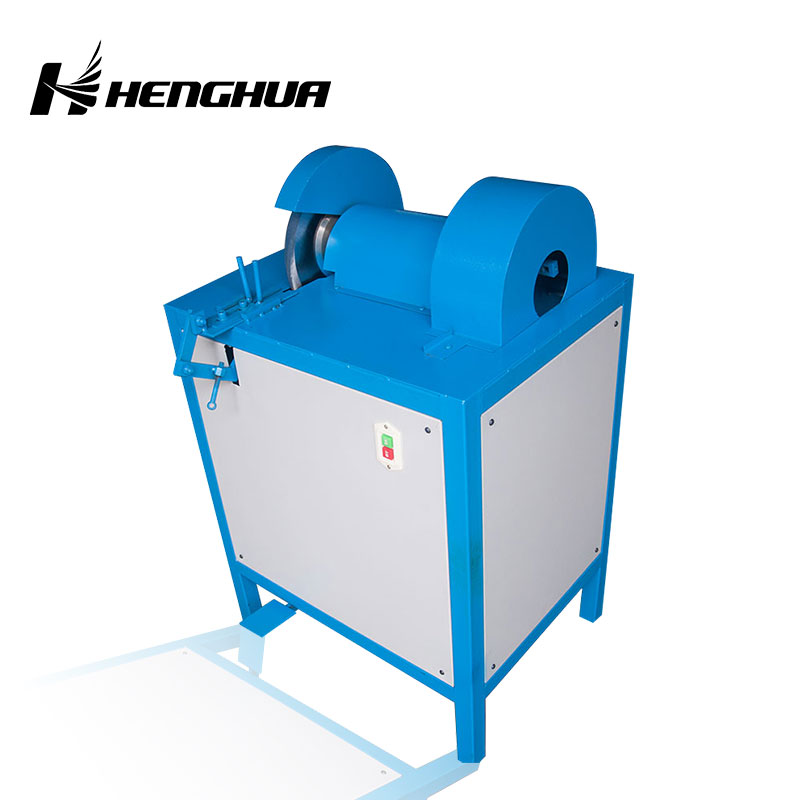 HS9 multifunctional hydraulic hose cutting and skiving machin
