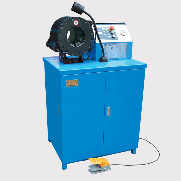 "HN20B 4""4S 6-87mm Hydraulic Hose Crimping Machine"