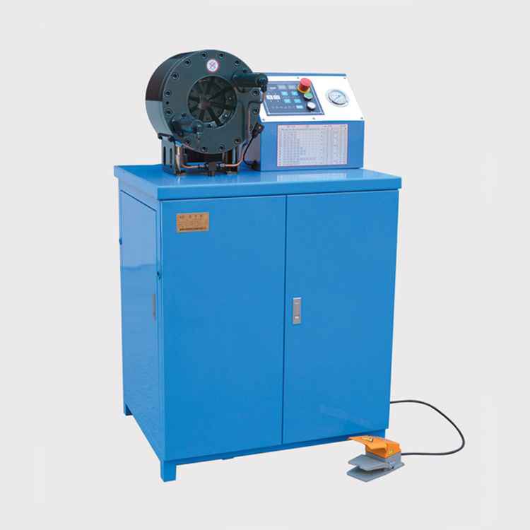 "HF32A 2""6S 6-87mm Hydraulic Hose Crimping Machine"